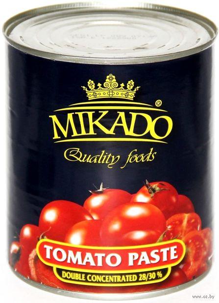 "Паста томатная ""Mikado"" (850 мл) — фото, картинка"