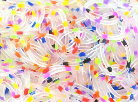 """Набор резиночек для плетения """"Rainbow Loom. Конфетти Микс"""""""