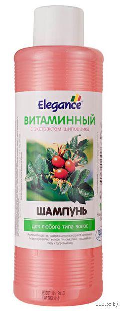 """Шампунь для волос """"Витаминный. С экстрактом шиповника"""" (1 л)"""