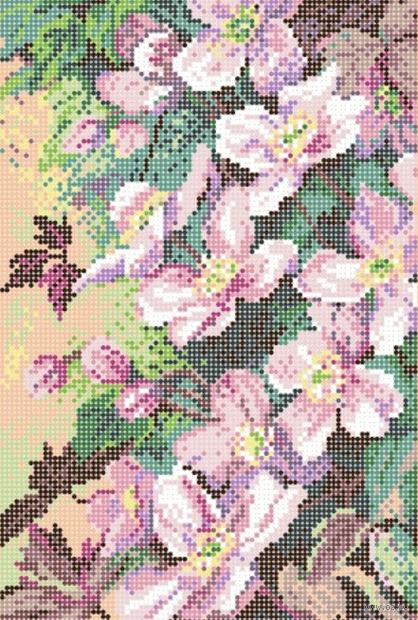 """Вышивка бисером """"Дыхание весны"""" (180х270 мм) — фото, картинка"""
