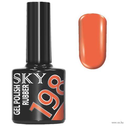 """Гель-лак для ногтей """"Sky"""" тон: 198 — фото, картинка"""