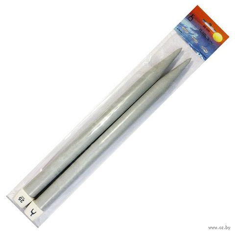 Спицы для вязания (пластик; 25 мм; 40 см) — фото, картинка
