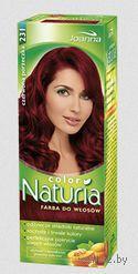 Краска для волос (тон: 231, красная смородина)