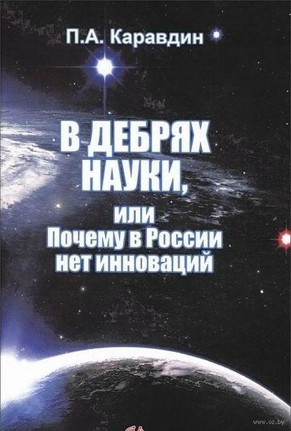 В дебрях науки, или Почему в России нет инноваций. Павел Каравдин