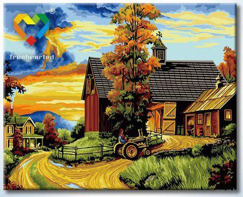 "Картина по номерам ""Фермерские будни"" (400x500 мм; арт. HB4050335)"