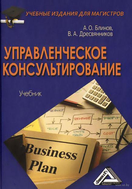 Управленческое консультирование. Владимир Дресвянников, Андрей Блинов