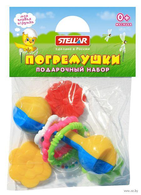 """Подарочный набор """"Любимые погремушки"""" (арт. 01585)"""