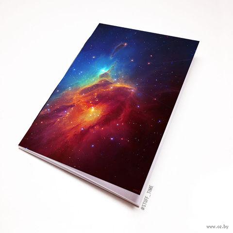 """Блокнот """"Космос"""" (А5; арт. 814) — фото, картинка"""