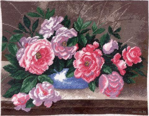 """Вышивка крестом """"Розы"""""""