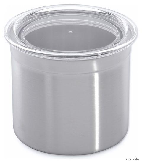 Банка для сыпучих продуктов металлическая (120х110 мм)