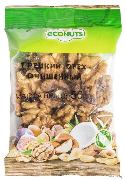 """Грецкий орех очищенный """"Econuts"""" (50 г) — фото, картинка"""