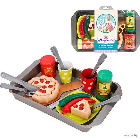 """Игровой набор """"Итальянская пиццерия"""" (арт. 453140) — фото, картинка"""