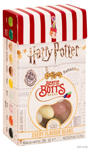 "Драже ""Jelly Belly. Bertie Bott's"" (35 г) — фото, картинка"