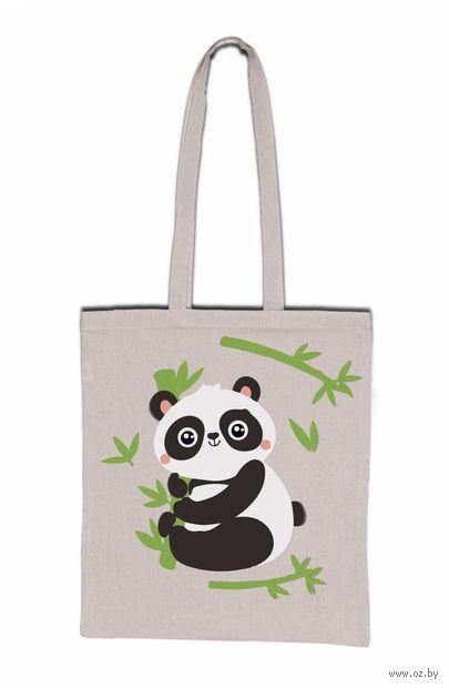 "Сумка-шоппер ""Carryme. Panda"" — фото, картинка"