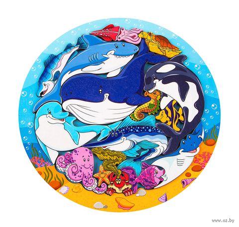 """Пазл """"Подводный мир"""" (16 элементов) — фото, картинка"""
