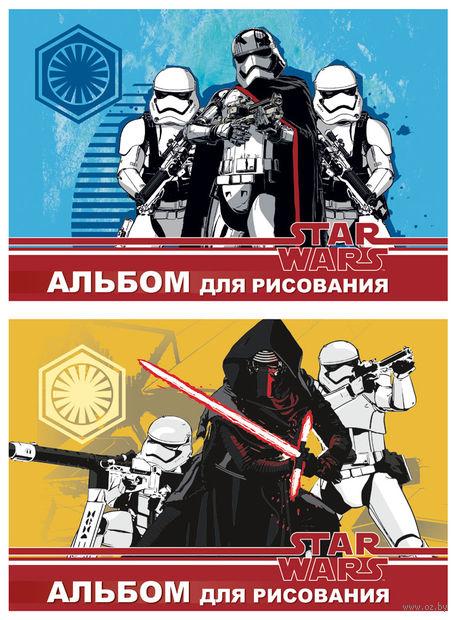 """Альбом """"Star Wars"""" (А4; 20 листов)"""