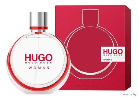 "Парфюмерная вода для женщин Hugo Boss ""Woman"" (50 мл) — фото, картинка"