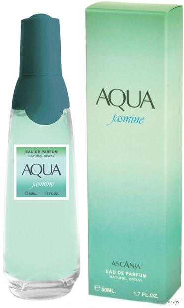 """Парфюмерная вода для женщин """"Aqua Jasmine"""" (50 мл) — фото, картинка"""