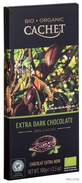 """Шоколад горький """"Organic. 85%"""" (100 г) — фото, картинка"""