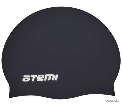 Шапочка для плавания (чёрная; арт. TC401) — фото, картинка
