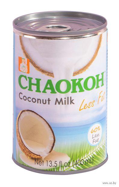 """Молоко кокосовое """"Chaokoh"""" (400 мл) — фото, картинка"""