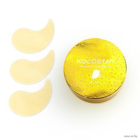 """Патчи для кожи вокруг глаз """"С экстрактом манго. Гидрогелевые"""" (60 шт.) — фото, картинка"""