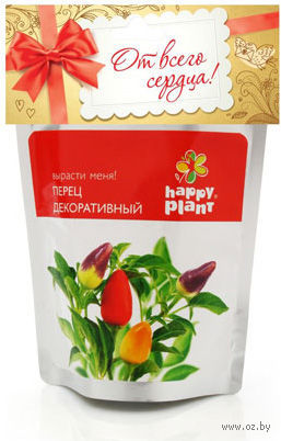 "Набор для выращивания растений ""Перец декоративный"""