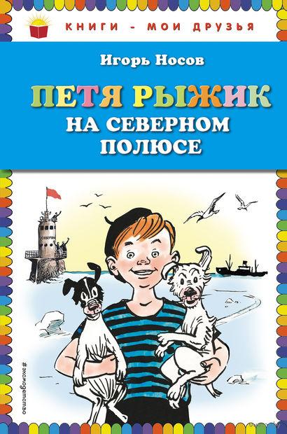 Петя Рыжик на Северном полюсе. Игорь Носов