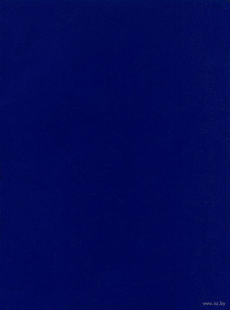 Тетрадь в клетку А4 96 листов (синяя)
