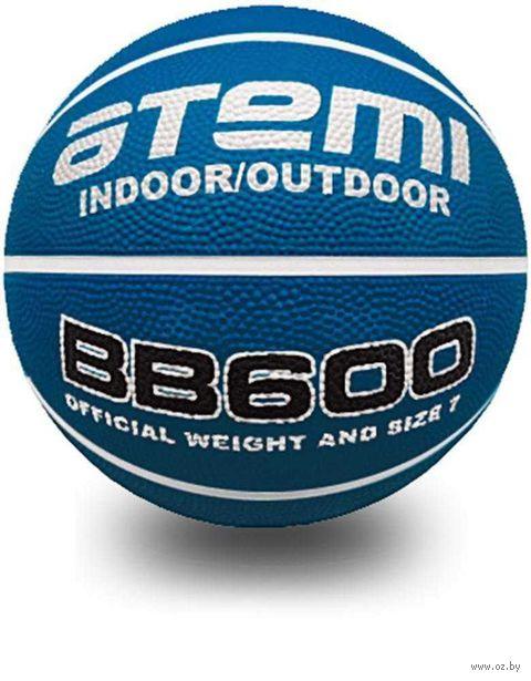 Мяч баскетбольный Atemi BB600 №7 — фото, картинка