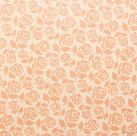 """Бумага для скрапбукинга """"Романтика 5"""" (150х150 мм; 5 листов) — фото, картинка"""