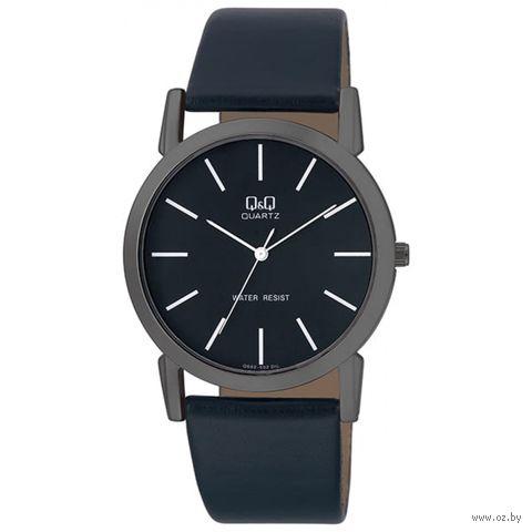 Часы наручные (чёрные; арт. Q662J502) — фото, картинка