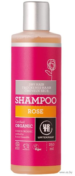 "Шампунь для волос ""Роза"" (250 мл) — фото, картинка"