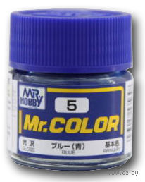 Краска Mr. Color (blue, C5)