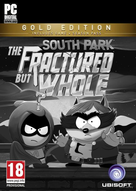 Цифровой ключ South Park: The Fractured but Whole. Gold Edition