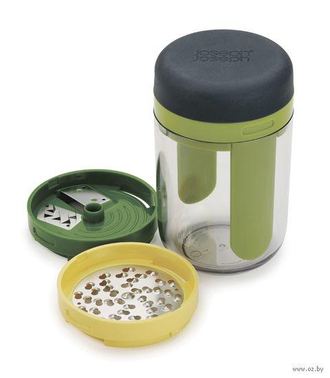 "Терка-спиралайзер с контейнером для хранения ""Spiro"" — фото, картинка"