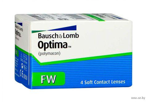 "Контактные линзы ""Optima FW"" (1 линза; -6,0 дптр; 8,4 мм) — фото, картинка"
