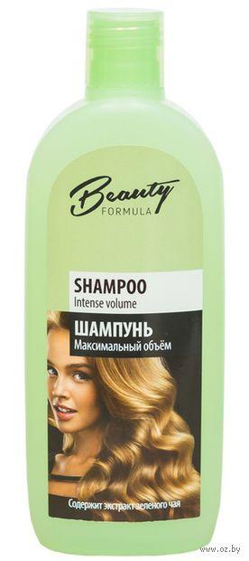 """Шампунь для волос """"Максимальный объём"""" (250 мл) — фото, картинка"""