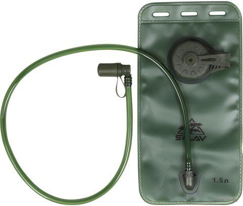 """Питьевая система """"SW E1,5L"""" (зелёная) — фото, картинка"""