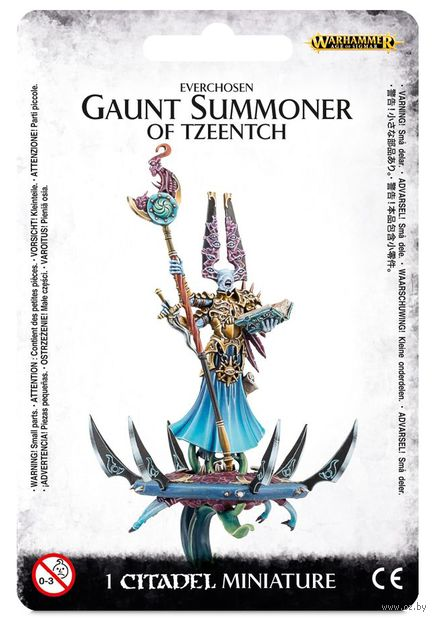 Warhammer Age of Sigmar. Daemons of Tzeentch. Gaunt Summoner of Tzeentch (83-52) — фото, картинка
