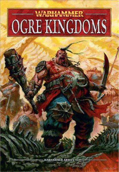 "Warhammer ""Army Book: Ogre Kingdoms"" (EN) — фото, картинка"