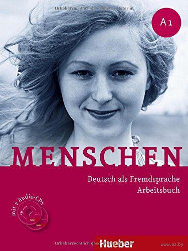 Menschen. A1. Arbeitsbuch (+ 2CD). Сабин Глас-Питерс