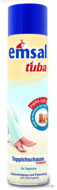 Пена-аэрозоль для чистки ковров (600 мл)