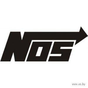 """Наклейка на машину """"Nos"""""""
