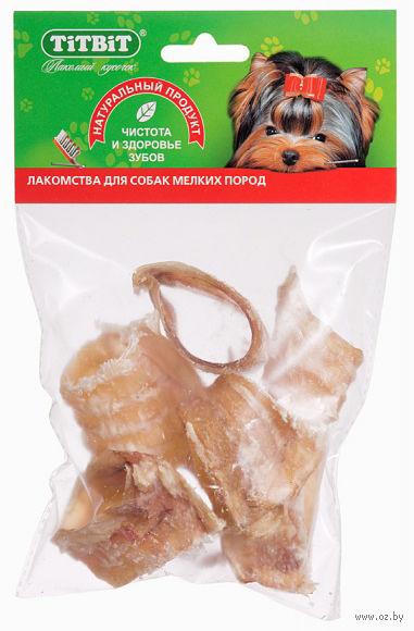 "Лакомство для собак ""Колечки из трахеи"" (60 г) — фото, картинка"