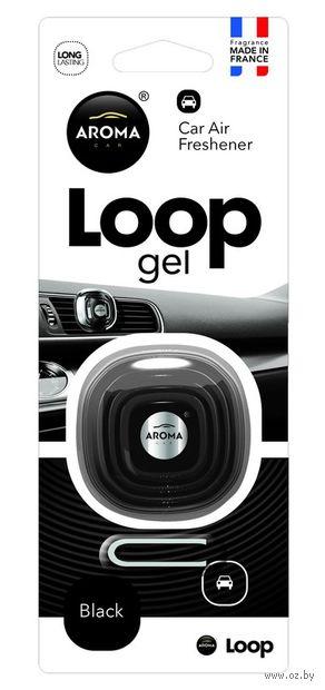 "Ароматизатор ""Loop Gel"" (black) — фото, картинка"