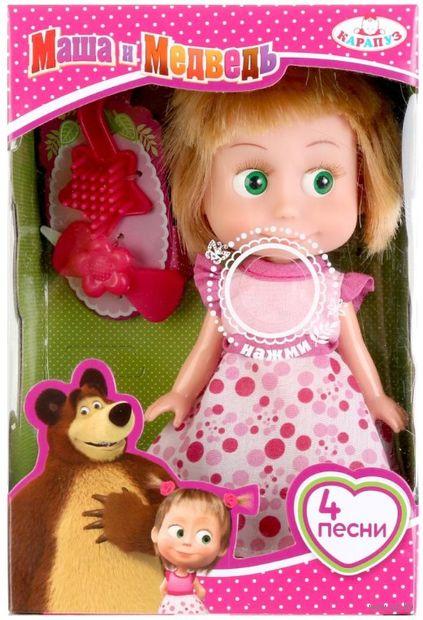 """Музыкальная кукла """"Маша и Медведь. Маша"""" — фото, картинка"""