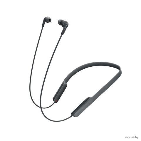 Наушники беспроводные Sony MDR-XB70BTB (черные) — фото, картинка