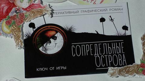 """Набор коллекционных открыток """"Сопредельные острова"""" (+ ключ игры в Steam) — фото, картинка"""