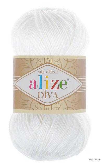 """Пряжа """"ALIZE. Diva №450"""" (100 г; 350 м) — фото, картинка"""
